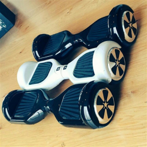 Collection of hoverboards